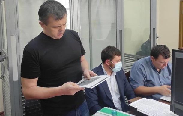 Апелляционный суд оставил в СИЗО экс-нардепа Семенченко