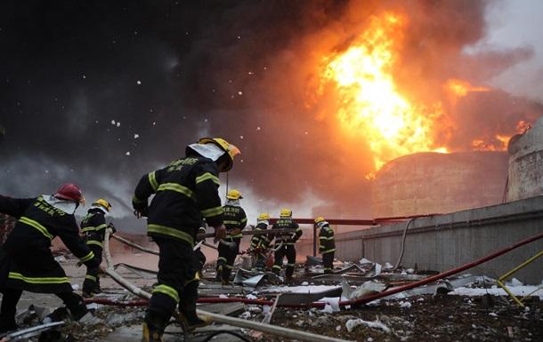 В Китае после пожара на предприятии пропали без вести шесть человек