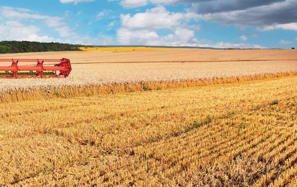 Украина собрала рекордный урожай ранних зерновых