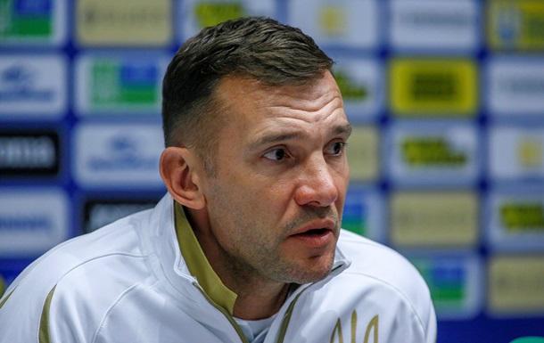 Шевченко пояснив, чому взагалі не викликав у збірну гравців Зорі і Десни