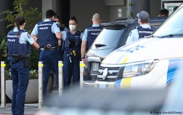 У Новій Зеландії прихильник ІД напав на відвідувачів супермаркету