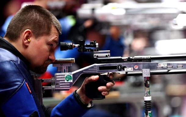 Ковальчук завоював бронзу в стрільбі з гвинтівки лежачи