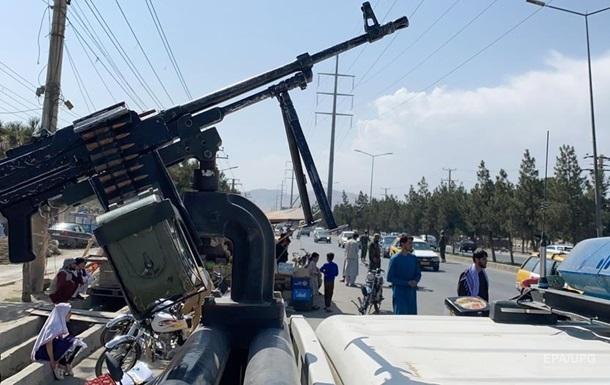 Під час `святкування` талібів у Кабулі загинули 17 людей