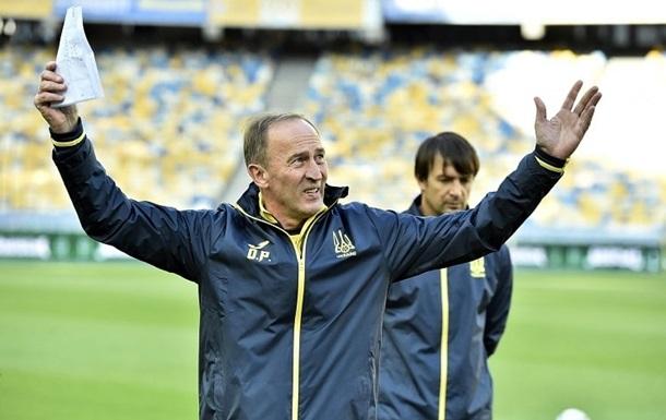 Петраков визначився із заявкою на матч проти Франції