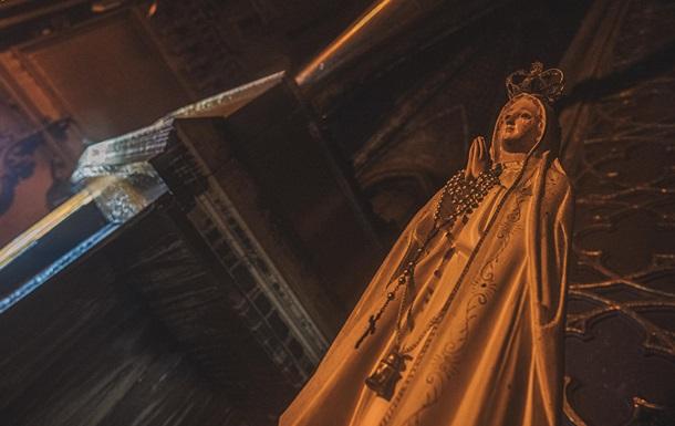 Бізнесмени виділили кошти для відновлення костелу в Києві - Ткаченко