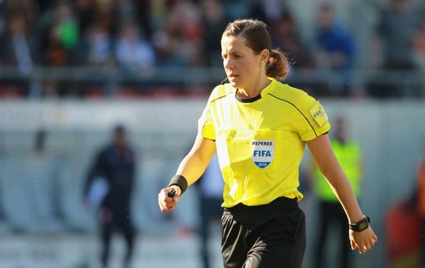 Екатерина Монзуль назначена на матч квалификации ЧМ-2022