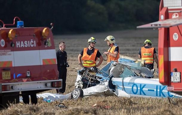У Чехії впав спортивний літак, є жертви