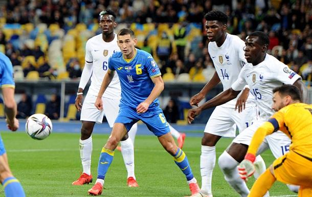 Україна знову зіграла внічию із Францією