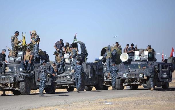 В Іраку жертвами нападу ІДІЛ стали семеро поліцейських