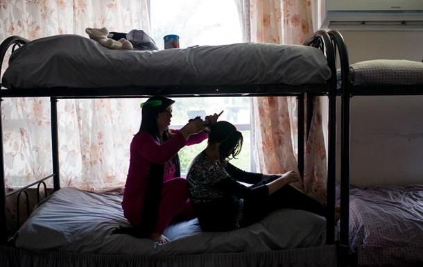 В Афганістані закриваються притулки для жінок