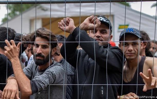 У ЄС назвали ефект кризи на кордоні з Білоруссю