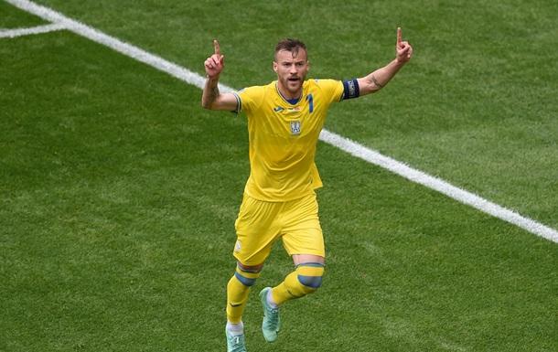 Ярмоленко поддержал сборную после ничьей с Францией