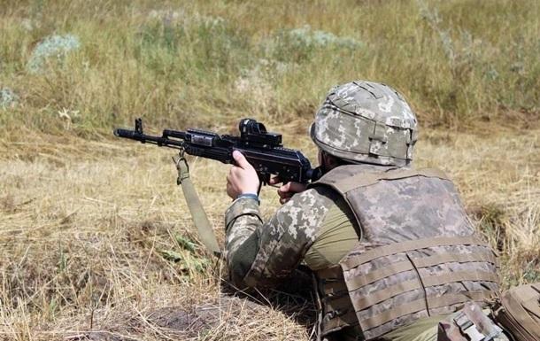 На Донбассе четыре обстрела, без потерь