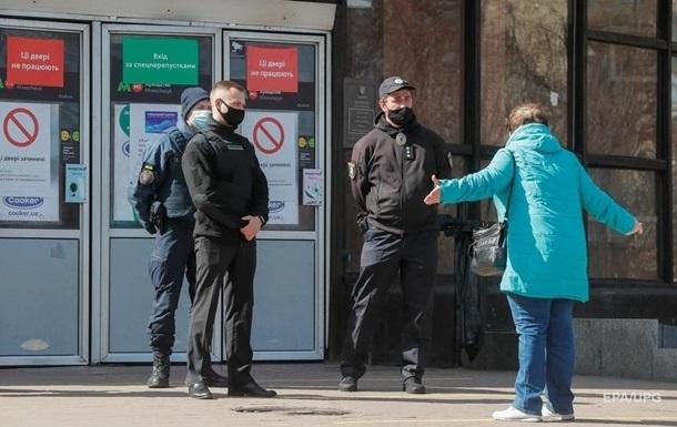 В Украине задумались над введением локдауна