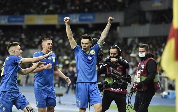 Шапаренко оценил игру Украины в матче против Франции