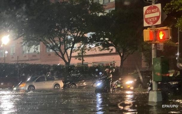 У США кількість жертв після урагану Іда зросла до 68 осіб