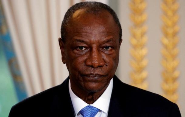 МЗС РФ вимагає звільнення президента Гвінеї