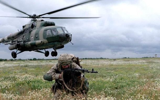 На Херсонщині пройдуть військові навчання з бойовою стрільбою