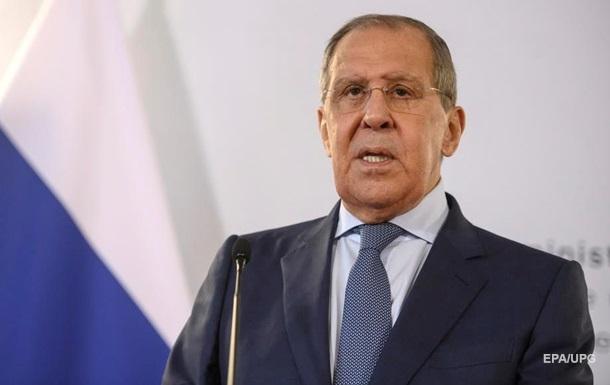 Лавров вважає, що Україна ображає Німеччину і Францію