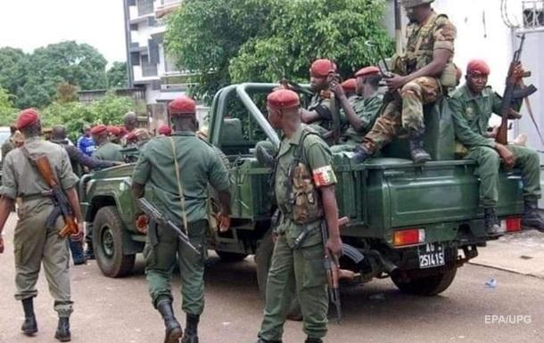 Війна за бідність. Держпереворот у Гвінеї