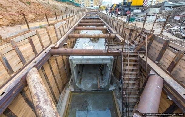 Суд Києва може відтермінувати відкриття метро на Виноградар