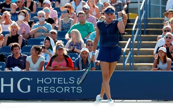 Ястремська вийшла до півфіналу US Open у міксті