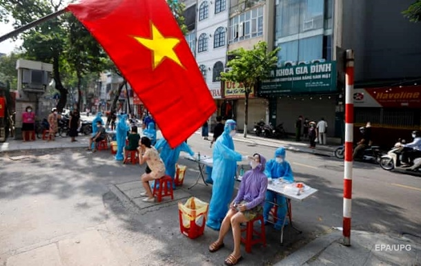 Во Вьетнаме мужчину посадили за распространение коронавируса