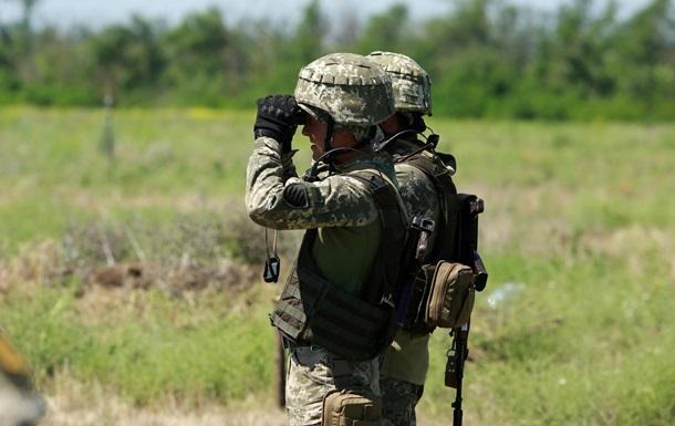 На Донбассе беспилотник сепаратистов сбросил бомбы