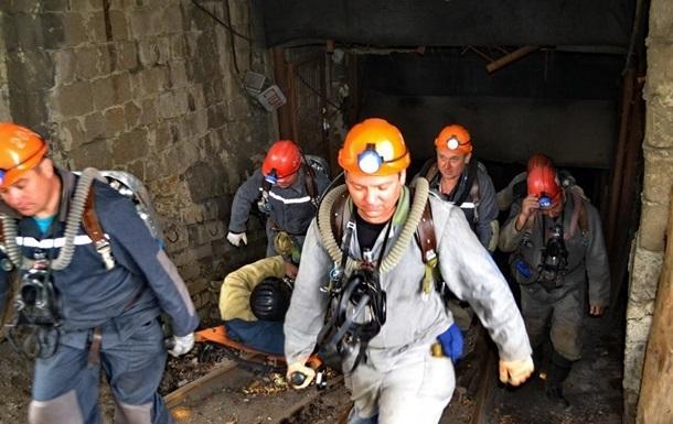 Аварія на шахті в  ЛНР : вижили 19 гірників
