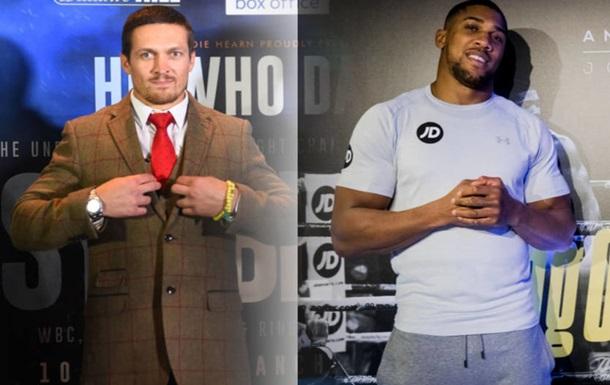 Sky Sports представил проморолик боя Усик - Джошуа