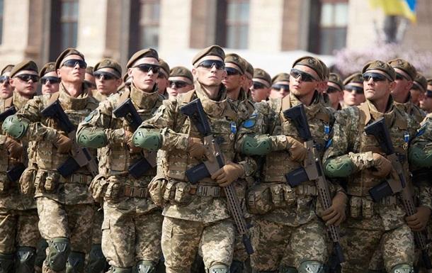 Украинцы оценили парад на День Независимости