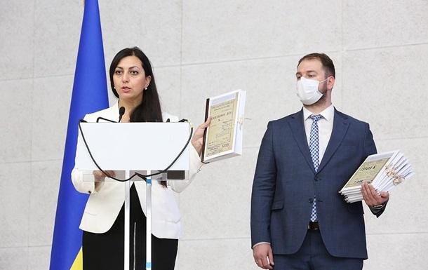 МВД рассекретило семь уголовных дел о Голодоморе