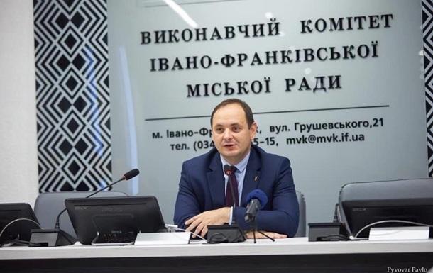 Мер Івано-Франківська заборонив виплачувати допомогу невакцинованим