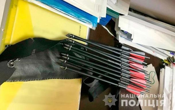 Стрельба из арбалета в Полтаве: известно состояние раненых учителей