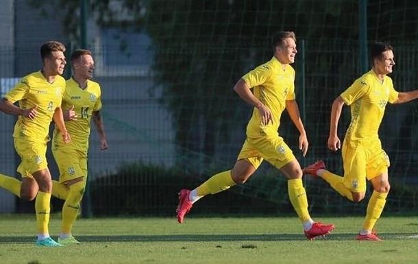Збірна України U-21 обіграла Вірменію в матчі відбору Євро-2023