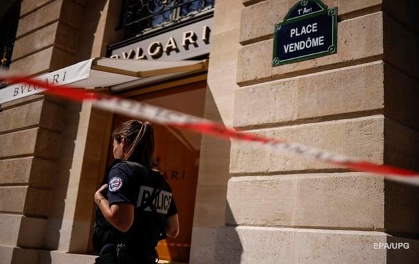 У Парижі пограбували ювелірний магазин на 10 млн євро