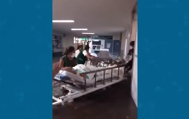 В Мексике 16 пациентов умерли из-за отключения кислорода