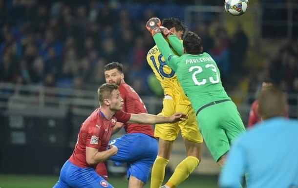 Чехія - Україна 1:1. Онлайн-трансляція матчу