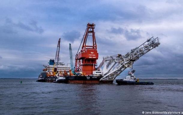Фінальна битва за  Північний потік-2 : сертифікація газогону