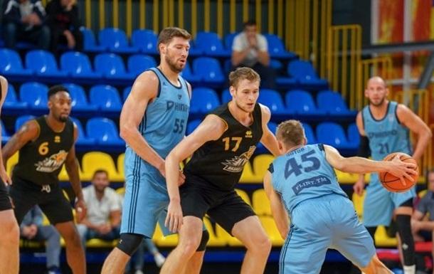 Клубы Суперлиги получат по миллиону гривен от Федерации баскетбола