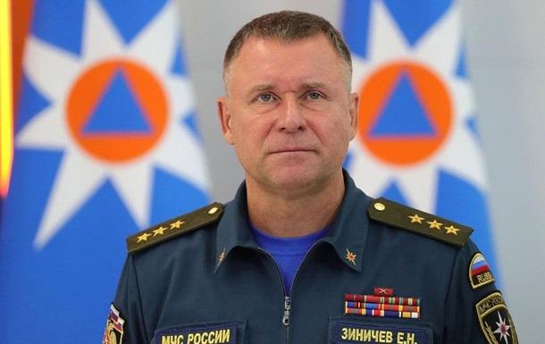 У Росії під час навчань загинув глава МНС