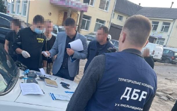 Взятка за торговлю топливом: на Виннитчине задержан чиновник ГСЧС