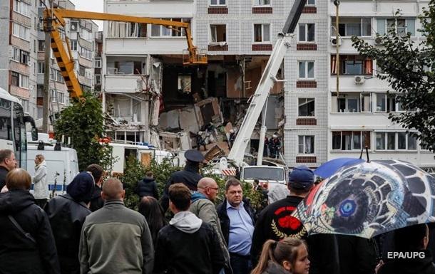 Взрыв в жилом доме в Подмосковье: названа основная версия