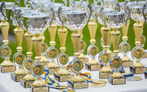 В Украине прошел чемпионат по гольфу среди юниоров