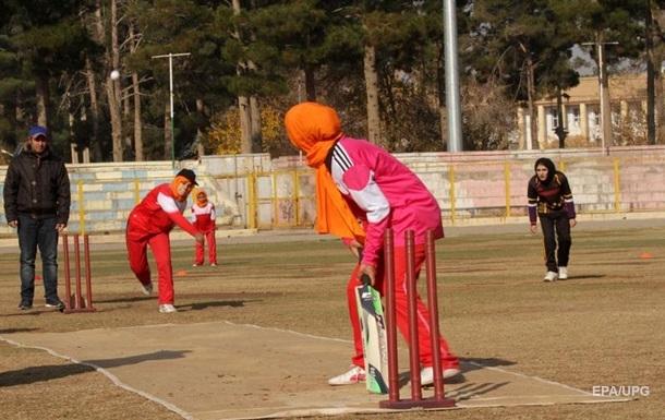 Талибан  ввел запрет на занятия спортом для женщин