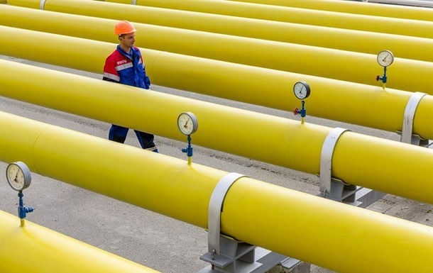 Ціна на газ в Європі перевищила 670 доларів