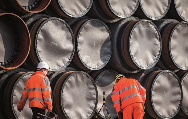Германия и РФ обсудили транзит газа через Украину