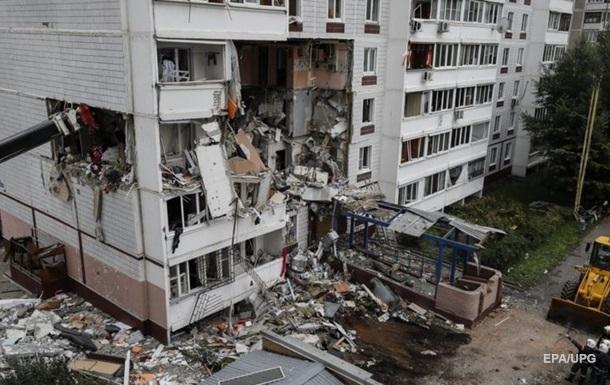Взрыв в Подмосковье: найдены тела пяти человек, среди них двое детей