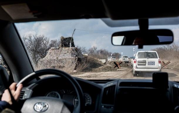 На Донбасі сепаратисти провели навчання - ОБСЄ