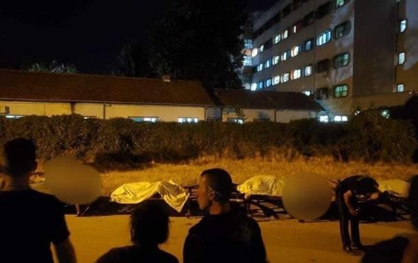 У Північній Македонії горіла COVID-лікарня: 10 жертв